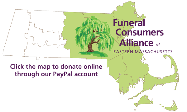 Donate online to FCAEM through our PayPal account